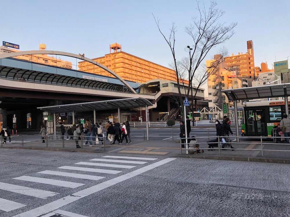 葛西駅前のイメージ写真