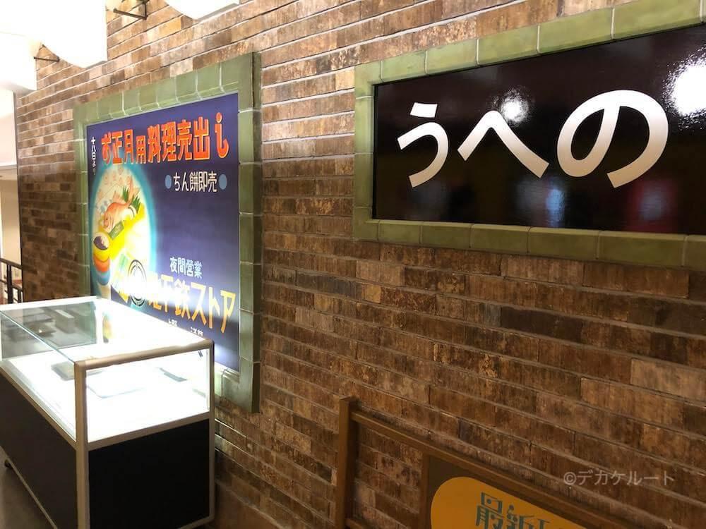 地下鉄博物館に再現された昭和初期の上野駅ホーム